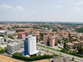 White Palace Hotel & Residence, Cento (Berdekatan Castello d'Argile)