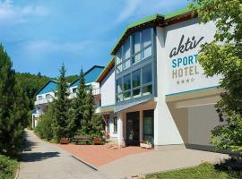 aktiv Sporthotel Sächsische Schweiz, Pirna