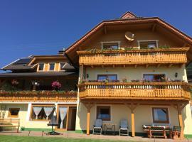 Landhaus Seeblick, Millstatt