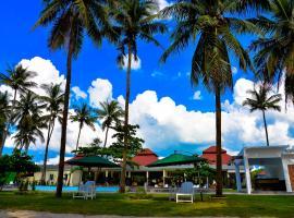 Ocean Blue Beach Hotel, Ngwesaung