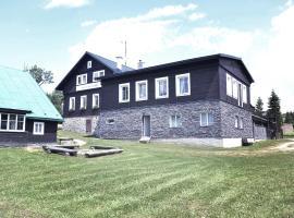 Penzion a restaurace Sokolí boudy, Dolní Malá Úpa