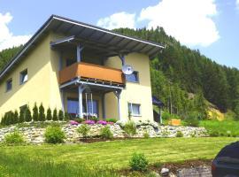 Apartments Grebenec, Sankt Blasen (рядом с городом Санкт-Ламбрехт)