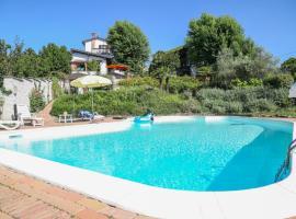 Villa Belvedere, Valdamonte (San Damiano al Colle yakınında)