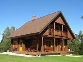 Väike-Pärna Holiday Home, Otepää (Pilkuse yakınında)