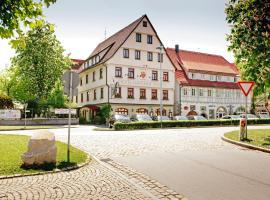 Ringhotel Gasthof Hasen, Herrenberg (Nufringen yakınında)