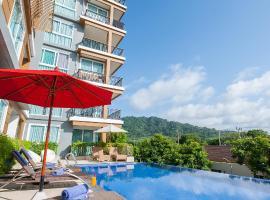 The Jasmine Nai Harn Beach Resort and Spa, Nai Harn Beach