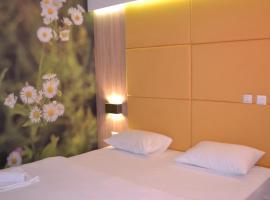 Hotel Villa Pergola, Trebin