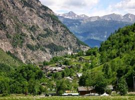 Case Gran Paradiso Rhemes Saint Georges, Rhemes-Saint-Georges