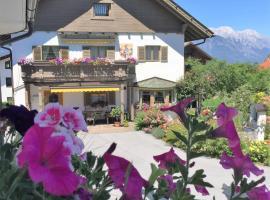 Ferienappartement Petra Peer, Innsbruck (Mutters yakınında)