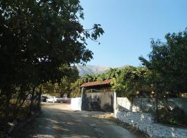Eva Apartments, Dhërmi (Vuno yakınında)
