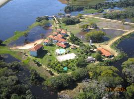 Pantanal Park Hotel, Rebojo (Boa Sorte yakınında)