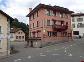 Hotel Rätia, Tiefencastel