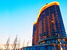 Qingdao Mangrove Tree Resort World - Red Coral Hotel