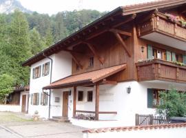 Landhaus Hohenschwangau, Schwangau (Hohenschwangau yakınında)