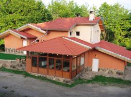 Guesthouse Montemno, Chiflik (Kŭrnare yakınında)