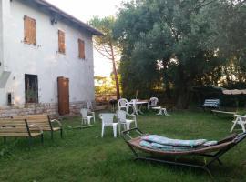 Villa Trau, Montemarciano (Berdekatan Monte San Vito)