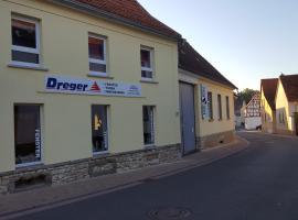 Pension Dreger, Freimersheim (Offenheim yakınında)