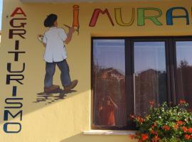 Agriturismo I Murales, Tossicia (Fano Adriano yakınında)
