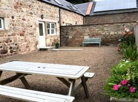 Old Farm Holiday Cottages - Scottish Borders, Chirnside
