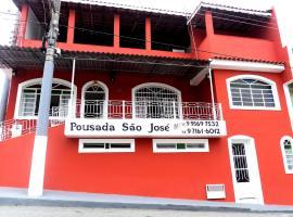 Pousada São José, Salesópolis