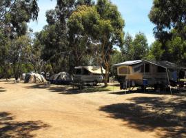Western KI Caravan Park & Wildlife Reserve, Flinders Chase (Karatta yakınında)