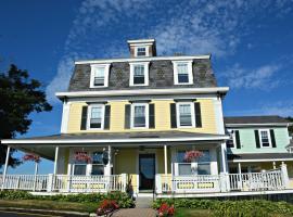 Harbor House Inn, Boothbay Harbor
