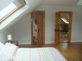Daleview Apartment, Manorcunningham (рядом с городом Leslie Hill)