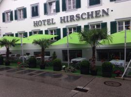 Hotel zum Hirschen, Küssnacht (Merlischachen yakınında)