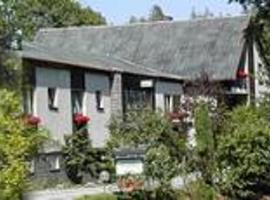 Ferienpension Bergidyll, Schwarzenberg (Breitenbrunn yakınında)
