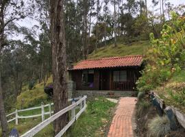 Cabañas Truchas Cocora, Salento (Leona yakınında)