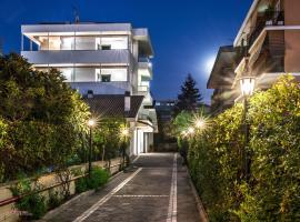 Hotel Villa Giulia, Чампино