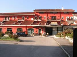 Hotel La Marchesina, Teggiano (Sala Consilina yakınında)