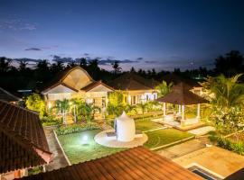 Tropical Hideaways Resort, Gili Meno