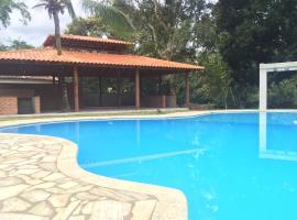 Hotel Vale de Guapi, Guapimirim (Barreira yakınında)