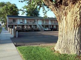 Gunnison Inn, Gunnison (in de buurt van Spring City)