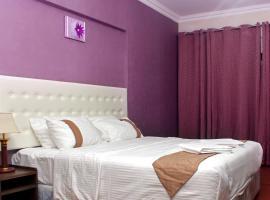 Delmon Hotel Apartments, Muscat