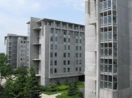 SFU Guest Accommodations, Burnaby