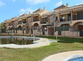 Apartamento Al-Andalus 126, 諾沃桑克蒂佩特里 (奇克拉納-德拉弗龍特拉附近區域)