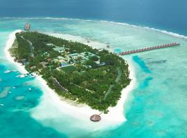 Meeru Island Resort & Spa, Dhiffushi