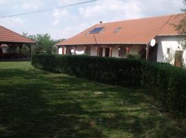 Balázs Vendégház, Tiszabábolna (рядом с городом Egyek)