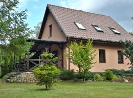 Holiday Home Myśliborka, Nowe Warpno (Gegensee yakınında)
