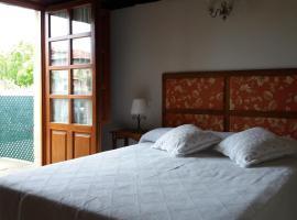 Los Mantos - Vivienda Rurales, Ibio (Caranceja yakınında)