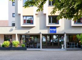 Kyriad Hotel Strasbourg Lingolsheim, Линголшем (рядом с городом Олцхейм)