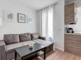 Appartement cosy à Montmartre