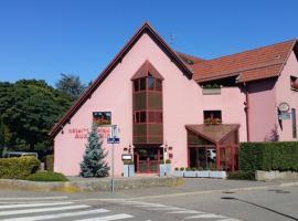 Hotel Restaurant Aux Sapins, Thann