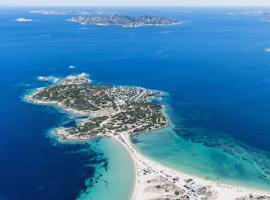 Isola dei Gabbiani - Land of water