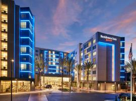 Residence Inn by Marriott at Anaheim Resort/Convention Center, Анахайм