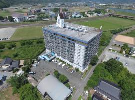 Harazuru Grand Sky Hotel, Asakura (Hikosan yakınında)