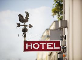 Hotel Hahn Vienna City