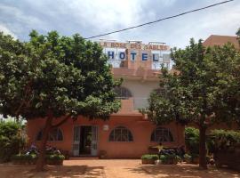 La Rose des Sables, Ouagadougou (Kankamsen yakınında)